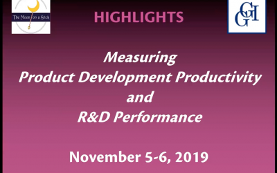 Measuring Product Development and R&D Performance
